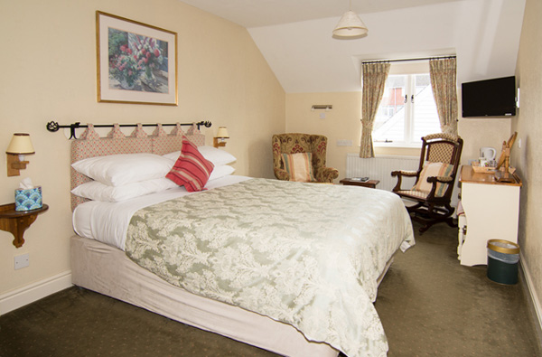 Classic rooms at the Abbey Hotel, Bury St Edmunds, Suffolk